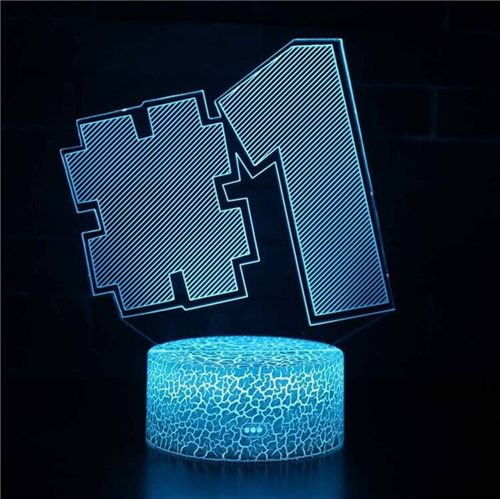 Fortnite 3D lampe-victory royale