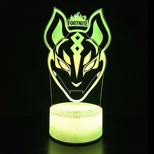 Fortnite 3D lampe - Drift